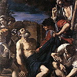 Guercino (Giovanni Francesco Barbieri) - The Martyrdom of St Peter