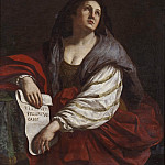 Guercino (Giovanni Francesco Barbieri) - The Cimmerian Sibyl [After]