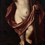 Guercino (Giovanni Francesco Barbieri) - The Christ Child Holding a Cross [After]