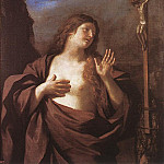 Guercino (Giovanni Francesco Barbieri) - Mary Magdalene in Penitence