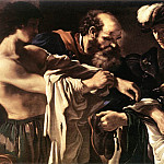 Guercino (Giovanni Francesco Barbieri) - Return of the Prodigal Son