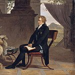 Count Gustaf Mauritz Armfelt in Florence
