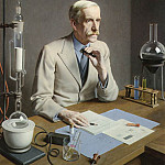Sir_Frederick_Gowland_Hopkins_1938_44x39in, Фредерик ГОУЛАНД Хопкинс