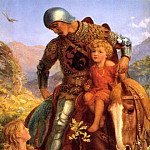 Arthur Hughes - The Rescue