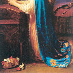 Arthur Hughes - Forget-Me-Not