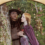 Arthur Hughes - The Long Engagement