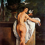 Francesco Hayez - Carlotta Chabert come venere 1830
