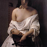 Francesco Hayez - Meditation On The History Of Italy