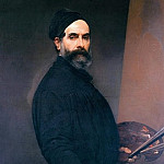 Francesco Francia - Self-portrait at age 57