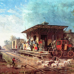 JLM-1864-Edward Henry-Morris and Essex Railroad Station_1440, Henry Potthast Edward