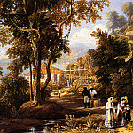 Havell_William_Garden_Scene_On_The_Broganza_Shore_Rio_de_Janeiro, William Fraser Garden
