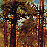 Winslow Homer - Waverly Oaks