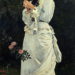 Winslow Homer - Portrait of a Lady