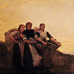Winslow Homer - Hark! The Lark!