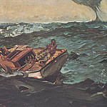 Winslow Homer - The Gulf Stream(1899) Po Amp 041
