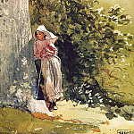Winslow Homer - Weary