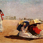 Winslow Homer - East Hampton Long Island