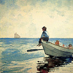 Winslow Homer - Boys in a Dory