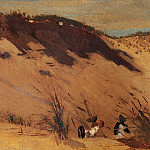 Winslow Homer - zFox SWD WH 11 The Sand Dune 1872