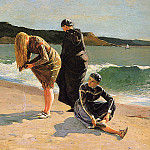 Winslow Homer - High Tide- The Bathers