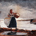 Winslow Homer - zFox SWD WH 25 Inside the Bar Cullercoats 1883