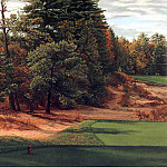 Linda Hartough - hallowed ground csg025 pine valley 18th hole