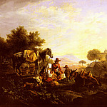 Peter Von Hess - Hess_Peter_Heinrich_Lambert_von_Picking_The_Grapes