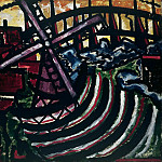 Ernst Ludwig Kirchner - Dutch mill