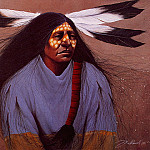 Frank Howell - Lakota Shirt Wearer