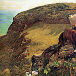Hunt Holman William Our English coasts Sun, Уильям Холмен