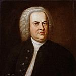 Johann August Nahl the Younger - Johann Sebastian Bach
