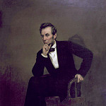 Abraham Lincoln, George Peter Alexander Healy
