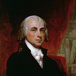 Portrait of James Madison , George Peter Alexander Healy