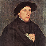 Hans The Younger Holbein - Portrait of Henry Howard the Earl of Surrey