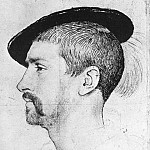 Hans The Younger Holbein - Simon George of Quocote
