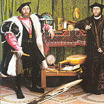 Hans The Younger Holbein - The Ambassadors