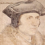 Hans The Younger Holbein - Sir Thomas More