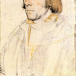 Hans The Younger Holbein - Sir Thomas Elyot