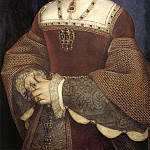 Hans The Younger Holbein - Jane Seymour Queen of England
