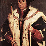 Hans The Younger Holbein - Thomas Howard Prince of Norfolk