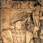 Hans The Younger Holbein - Holbien_the_Younger_Henry_VIII_and_Henry_VII
