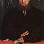 Hans The Younger Holbein - Dierick Berck, 1536, Metropolitan Museum of Art, New