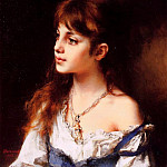 Alexei Alexeivich Harlamoff - The Young Model