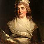 Mrs. Sarah Franklin Bache, by Thomas Wilcocks Sully