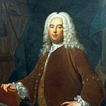 Portrait of George Frederick Handel , Thomas Hudson