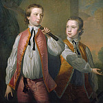 Thomas Hudson - The Courtenay Brothers