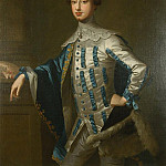 Thomas Hudson - Portrait of Sir James Lowther, First Earl Lonsdale