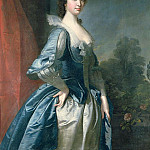 Portrait of a Lady, Thomas Hudson