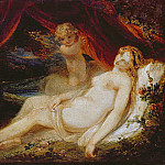 William Hamilton - Venus and Putto