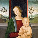 Francesco d'Antonio da Viterbo - Madonna and Child